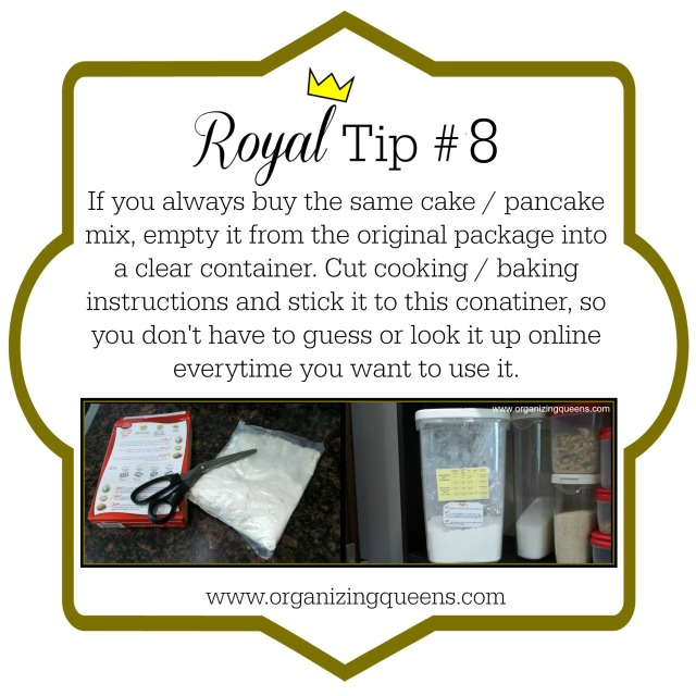 royal tip #8