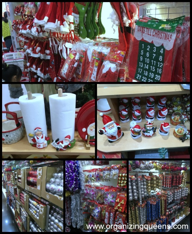 Daiso Collage