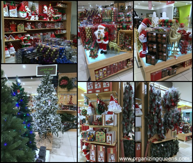 Home Center Collage