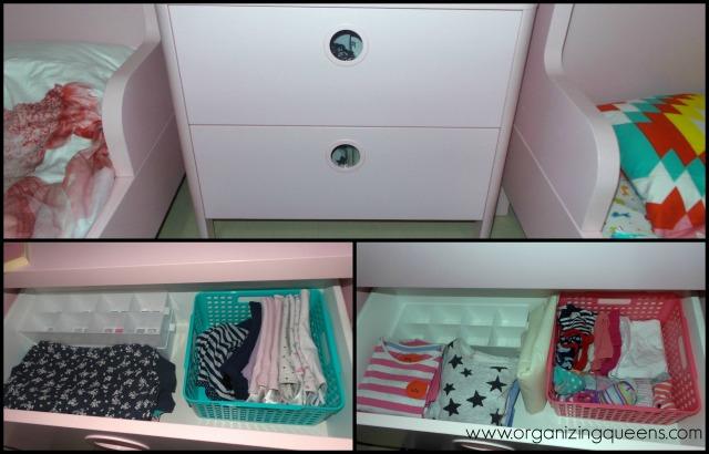 Collage dresser